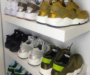 closet, shoe closet, and house image