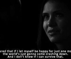 cw, quote, and the vampire diaries image