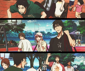 anime, midorima shintaro, and kuroko no basket image