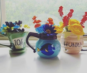 cups, disney, and wish list image