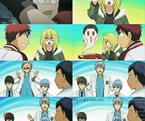 anime, kuroko no basket, and kagami taiga image