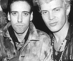 80s, black and white, and punk rock image
