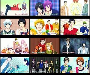 anime, Basketball, and sport anime image
