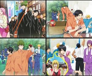 anime, manga, and midorima shintaro image