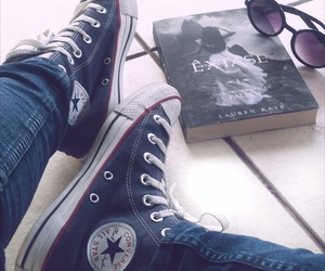 converse, fallen, and tumblr image