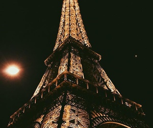 Arcitecture, eiffel tower, and I Love You image