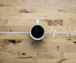 coffee and ♡ image