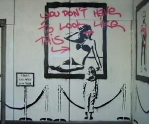 art, graffiti, and society image
