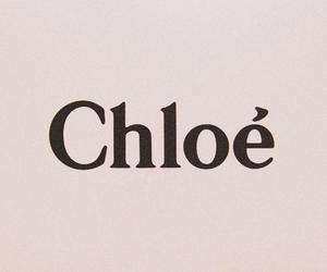 chloe, pink, and brand image