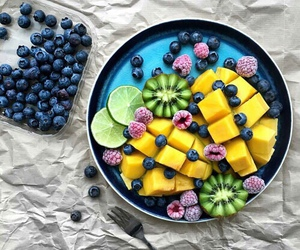 food, quote, and healthy life image