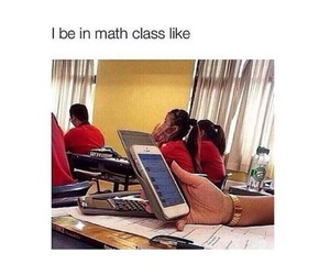 funny, lol, and math image