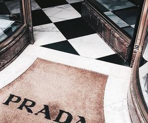 luxe, Prada, and badria image