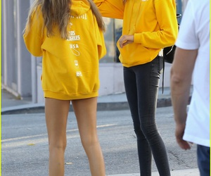 kaia gerber and charlotte dalessio image