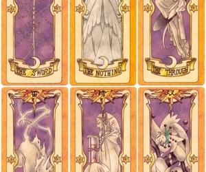 card captor sakura and cards image