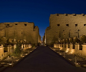 egypt, history, and luxor image