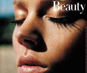 vogue, beauty, and model image
