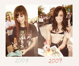 demi lovato, ♥, and Now And Then image
