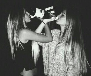 friends, party, and best friends image