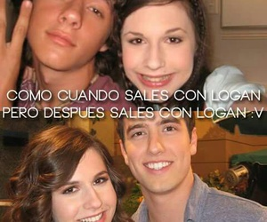 zoey 101, big time rush, and logan henderson image