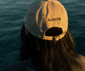 always, hat, and tumblr image