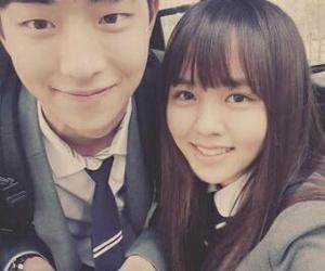 school 2015, kim so hyun, and korean image