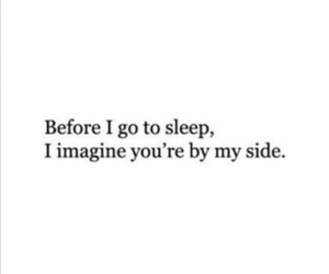 quotes, love, and sleep image