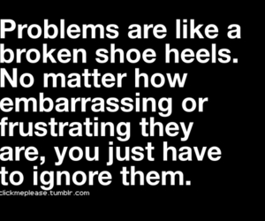 problem, quote, and quotes image