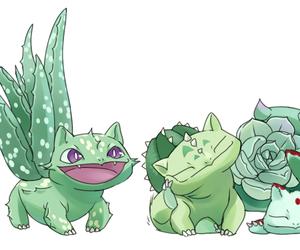 pokemon and bulbasaur image