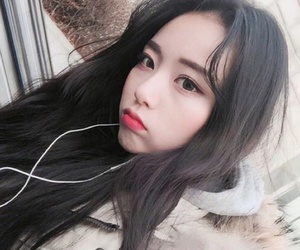 ulzzang, girl, and korean image