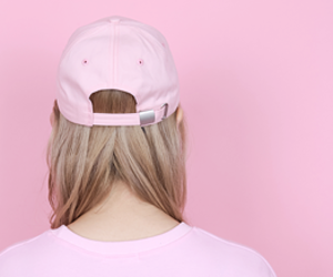 aesthetic, baby pink, and korean image