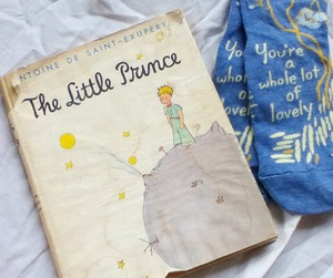 book, soft, and the little prince image