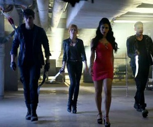shadowhunters, the mortal instruments, and clary fray image