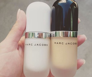 makeup, marc jacobs, and cosmetics image