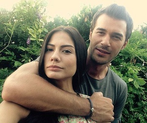love, demet ozdemir, and yusuf cim image