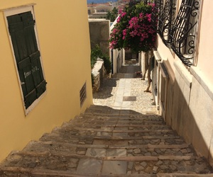 Greece, syros, and greek islands image