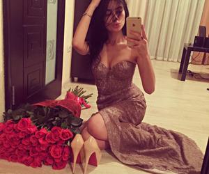 girl, luxury, and beautiful image