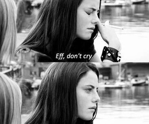 skins, cry, and Effy image