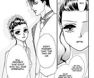 anime girl, dark, and manga image