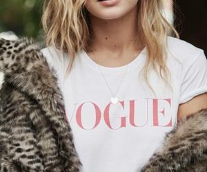vogue, beautiful, and fashion image