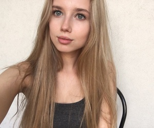 beautiful, beautiful girl, and blonde image