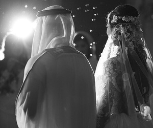 marriage, muslim, and hlel image