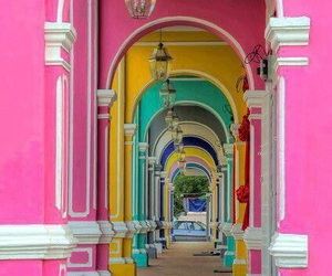 travel, Malaysia, and colorful image