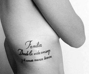 girly, tatuaje, and beautiful image