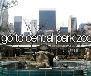 central, park, and zoo image