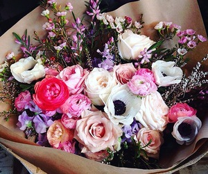 beauty, decoration, and flowers image