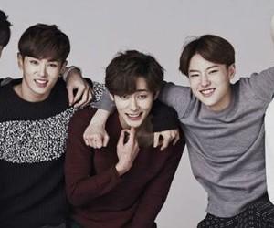 k-pop, sungjoo, and wenhan image