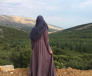 adventure, hijab, and inspiration image