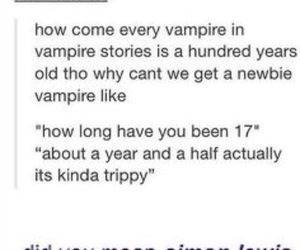 vampire, the mortal instruments, and cassandra clare image