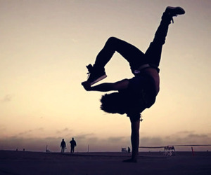 dance and hip hop image
