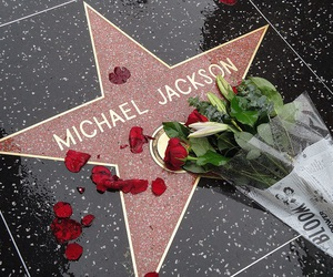 michael jackson, stars, and king of pop image